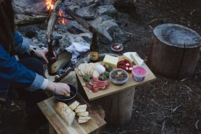 Roofnest Blog 8 quick campfire meals