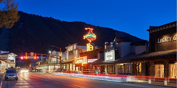 , October Destination of The Month: Jackson Hole, WY